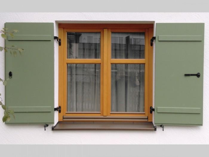 Fenster schreinerei martin burgberg for Alu holzfenster